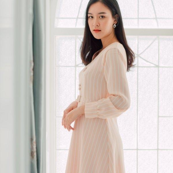 Nadia Long Sleeve Dress