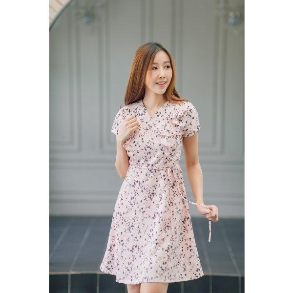 Naru Tie Waist Dress