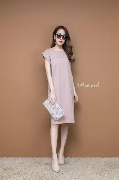 OV Sleeveless Dress