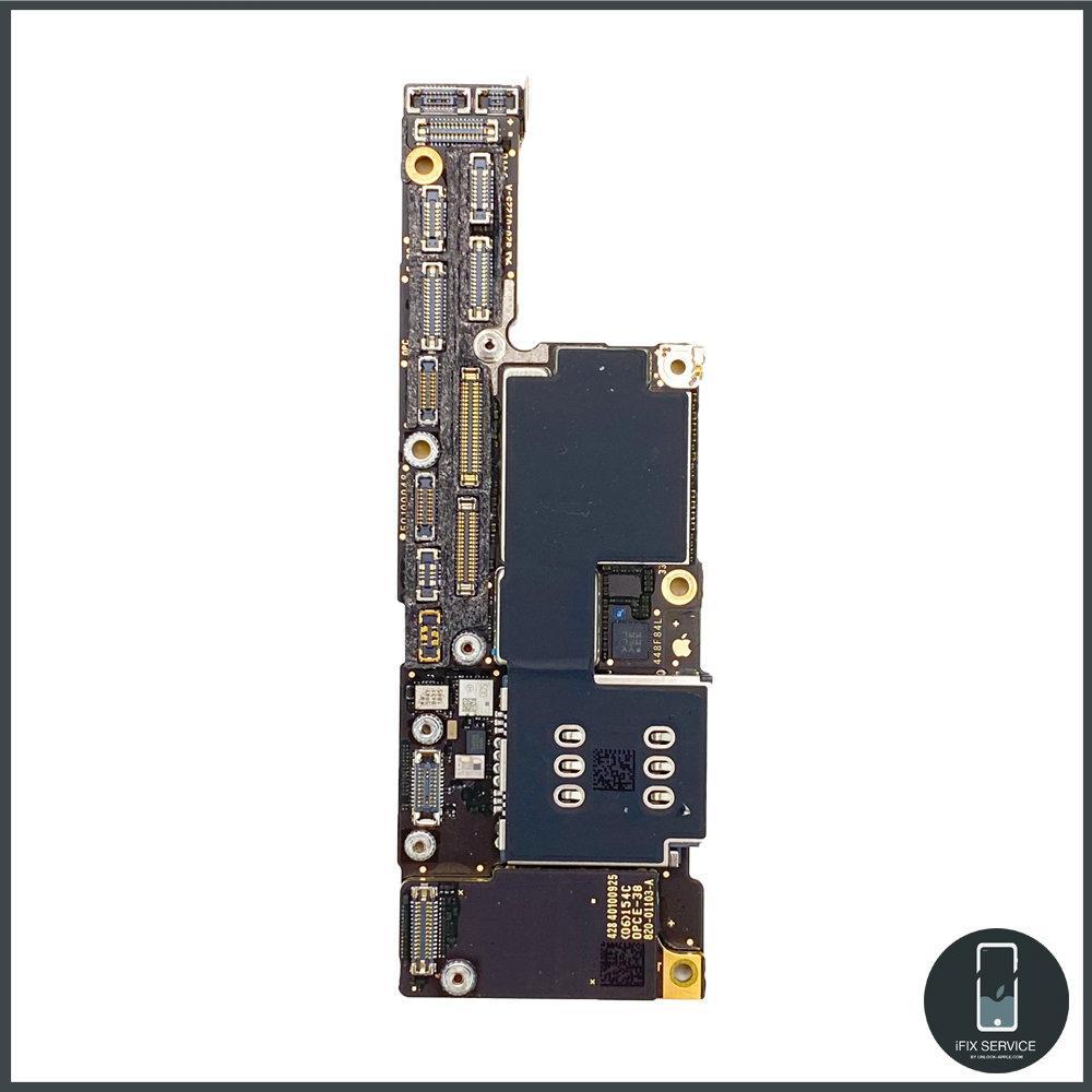 บอร์ดอะไหล่มือถือติด iCloud iPhone Xs Max