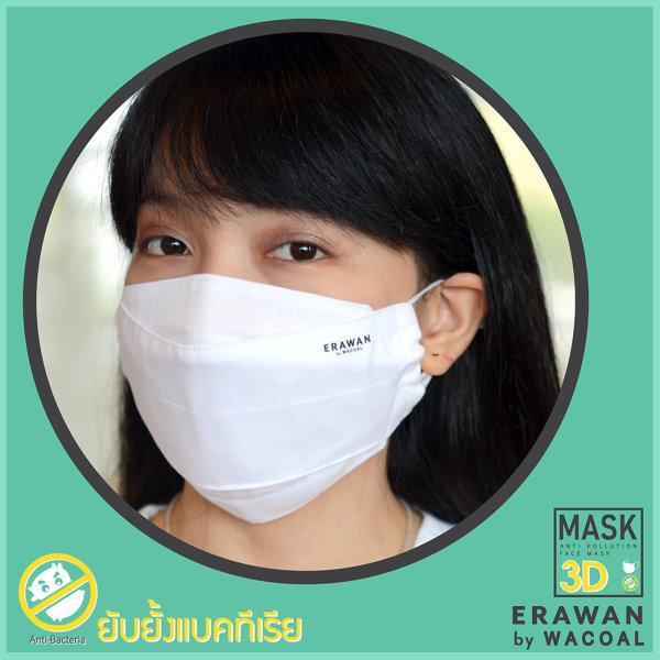 หน้ากากป้องกันฝุ่น Smart Pattern