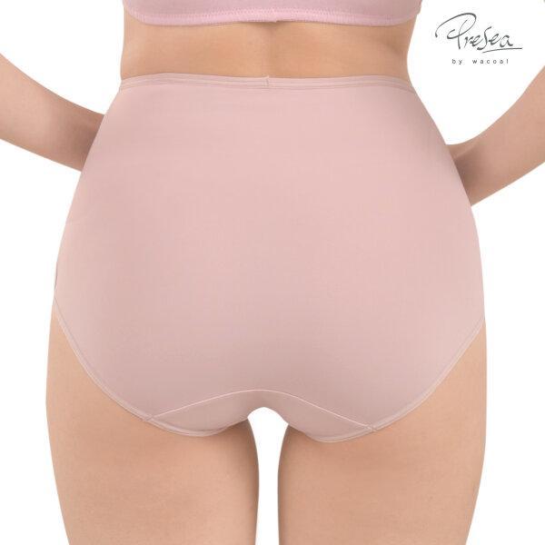 Seamless panties กางเกงในเอวสูงไร้รอยตะเข็บ สีม่วงอ่อน MAU901