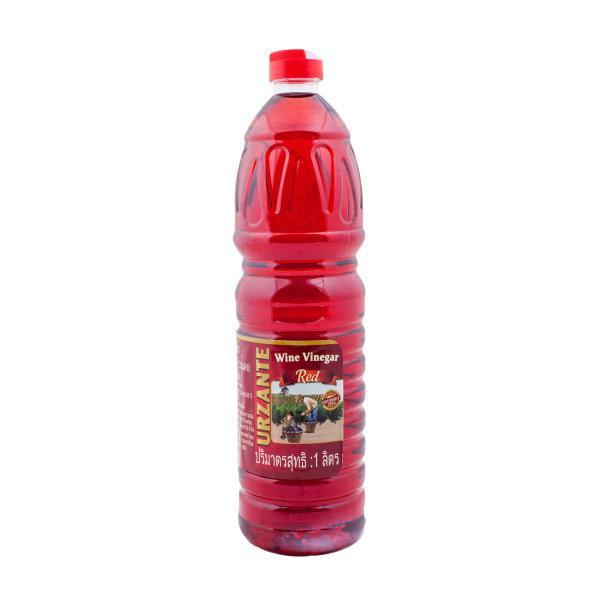URZANTE RED WINE VINEGAR น้ำส้มสายชูจากไวน์แดง 1 L. (10601788)
