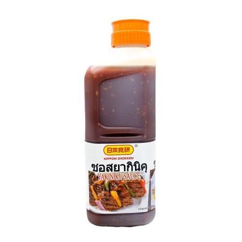 NIHON SHOKKEN YAKINIKU (BBQ) SAUCE นิฮอนโชเคน ยาคินิคุซอส 2กก. 日本食研焼肉ソース(10601408)