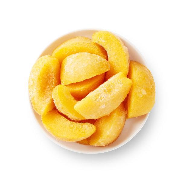 IQF YELLOW PEACH ลูกพีชเหลืองแช่แข็ง (10200079)