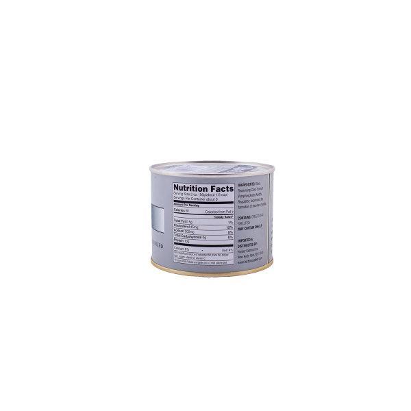 CRAB BACKFIN MEAT เนื้ออกปู (กรรเชียงเนื้อล้วน) 454G. 10400161