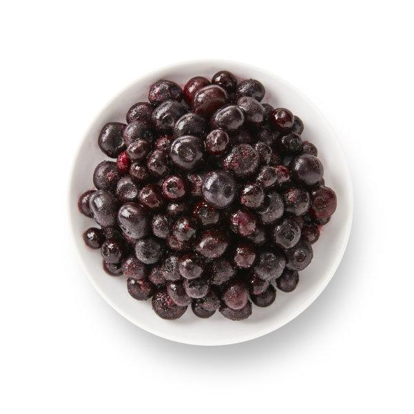 IQF WHOLE CULTIVATED BLUEBERRY ฟาร์มบลูเบอร์รี่แช่แข็ง (10200048)