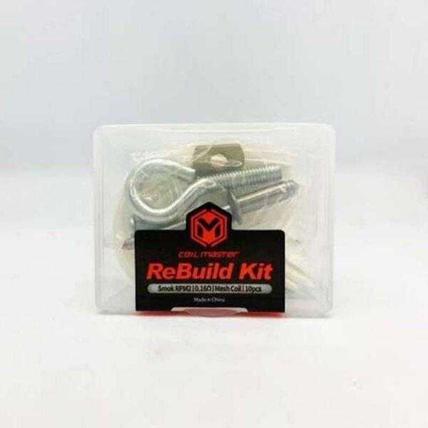 Coil Master RBK for RPM2 0.16ohm