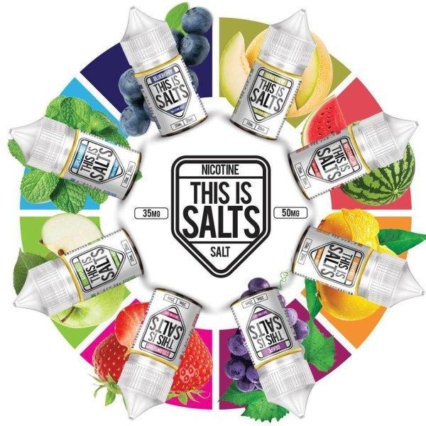This Is Salts - Salt Nic