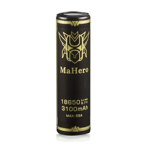 Mahero 18650 3100mah 50A Battery