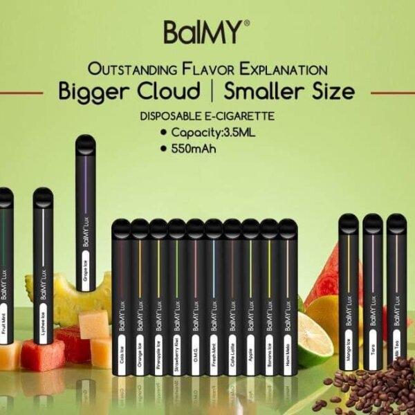 Balmy LUX Disposable Pod