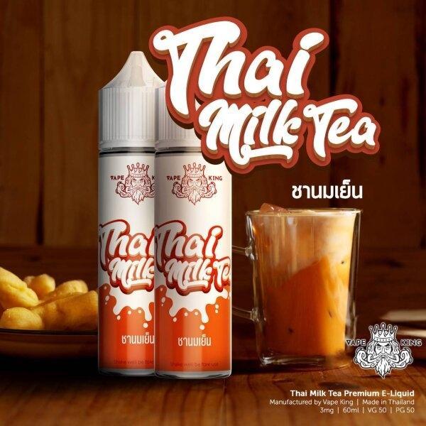 Vape King - Thai Milk Tea 60ml