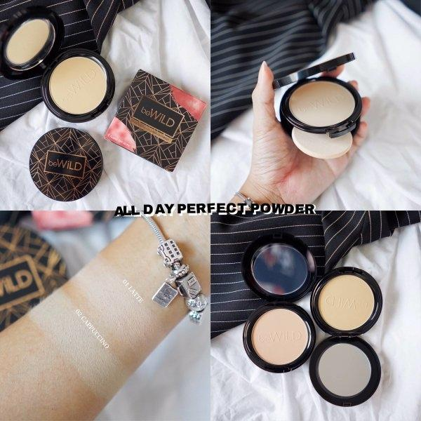 All Day Perfect Foundation Powder