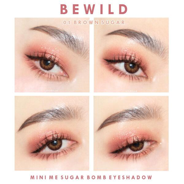beWiLD Mini Me Sugar Bomb Eyeshadow