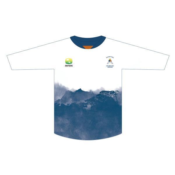 PRE-ORDER JERSEY ICE 2019 3/4 White