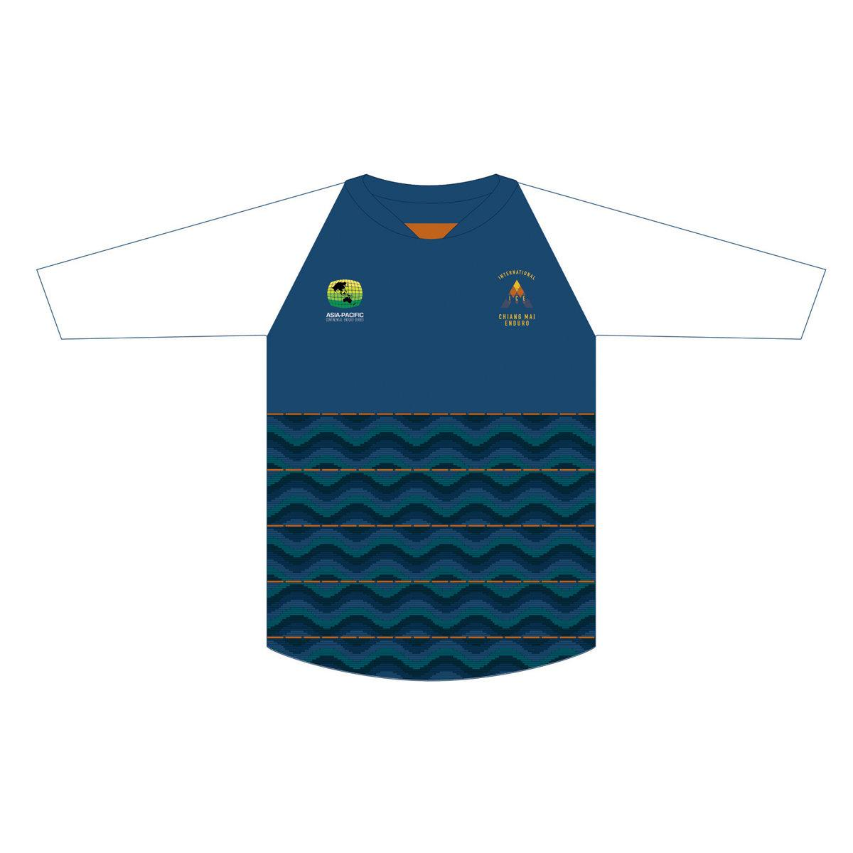PRE-ORDER JERSEY ICE 2019 3/4 Blue