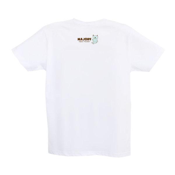 สวีทซัมเมอร์ : เสื้อยืดคอกลม : ลาย มาจอรี่ 80s : AP2005