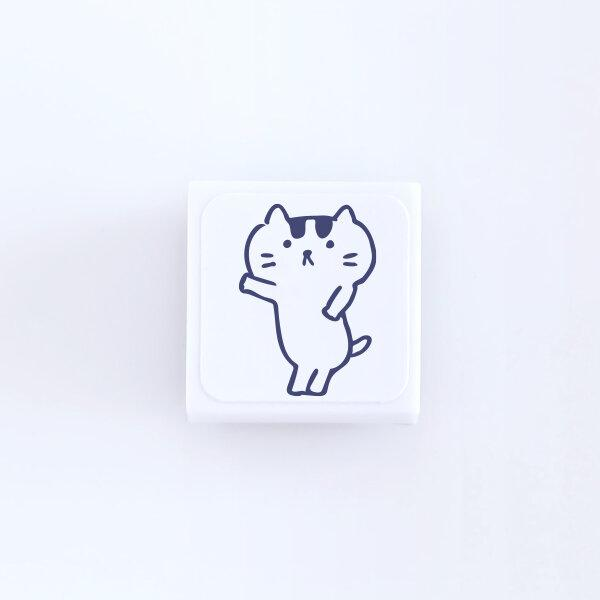 สวีทซัมเมอร์ : ตัวปั๊ม/ตรายาง RS2009-3 Cat Company ไซส์ M