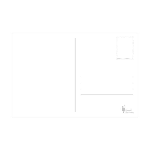 สวีทซัมเมอร์ : โปสการ์ด : คุโร่แอนด์เฟรน : PS2010