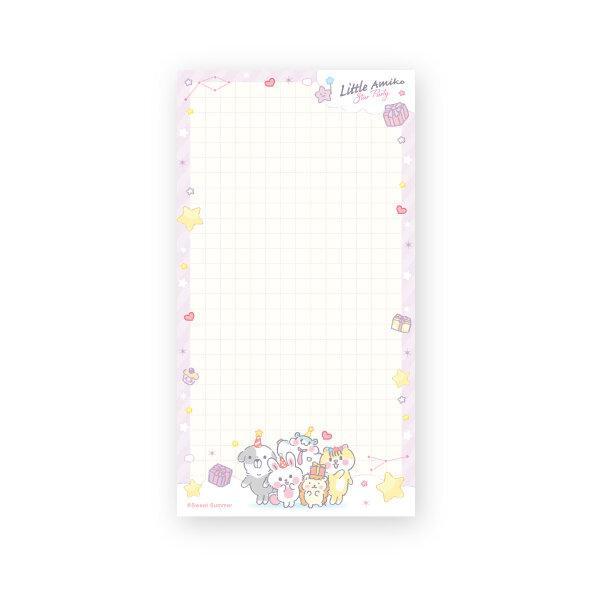 สวีทซัมเมอร์ : กระดาษก้อน : ลาย ลิตเติ้ลเอมิโกะ : NP2117-5