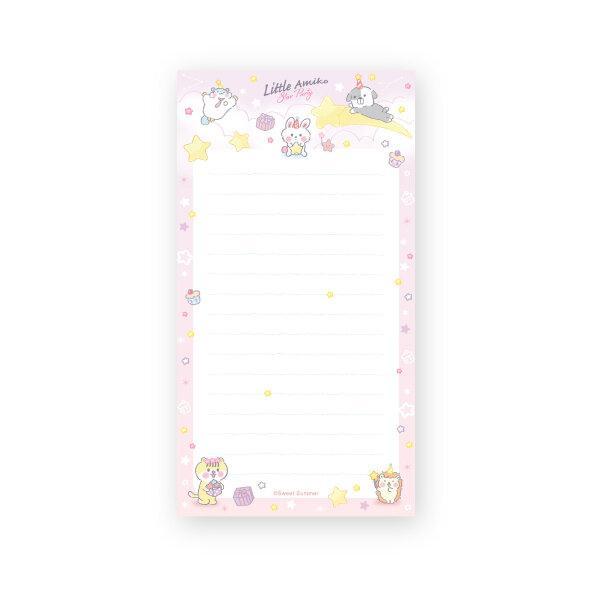 สวีทซัมเมอร์ : กระดาษก้อน : ลาย ลิตเติ้ลเอมิโกะ : NP2117-3