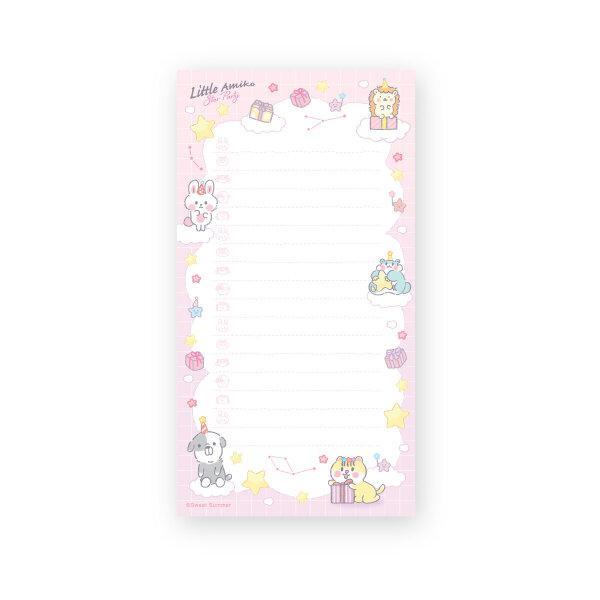 สวีทซัมเมอร์ : กระดาษก้อน : ลาย ลิตเติ้ลเอมิโกะ : NP2117-1