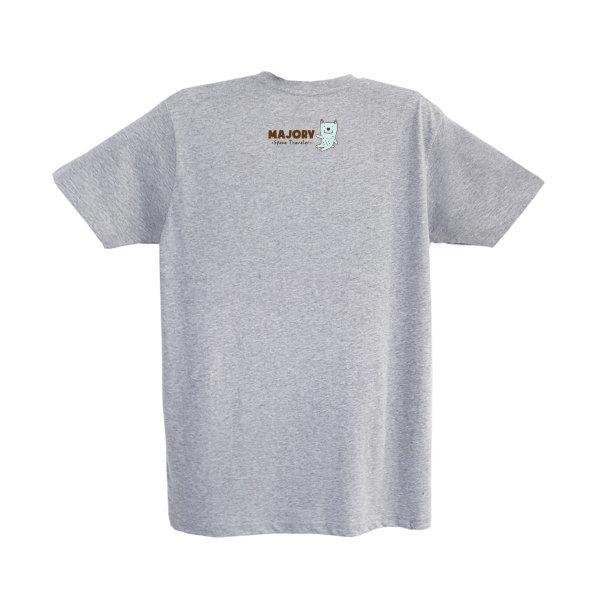 สวีทซัมเมอร์ : เสื้อยืดคอกลม : ลาย มาจอรี่ 80s : AP2006