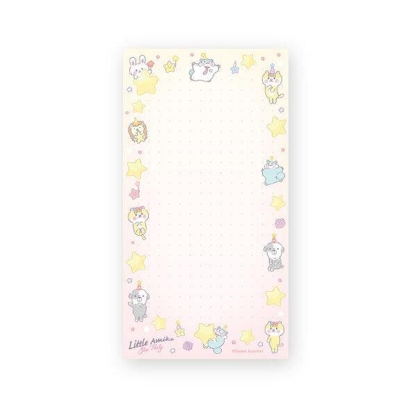 สวีทซัมเมอร์ : กระดาษก้อน : ลาย ลิตเติ้ลเอมิโกะ : NP2117-6