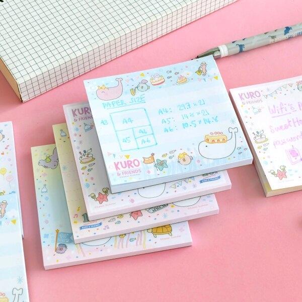 สวีทซัมเมอร์ : กระดาษก้อน : ลาย คุโร่ : NP2112-2