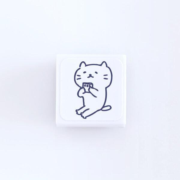 สวีทซัมเมอร์ : ตัวปั๊ม/ตรายาง RS2009-1 Cat Company ไซส์ M