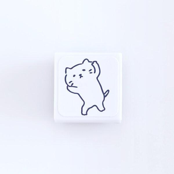สวีทซัมเมอร์ : ตัวปั๊ม/ตรายาง RS2009-5 Cat Company ไซส์ M