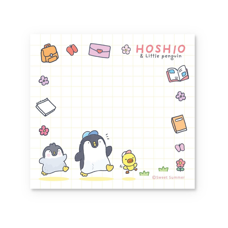 สวีทซัมเมอร์ : กระดาษก้อน : ลาย โฮชิโอะ : NP2012-5