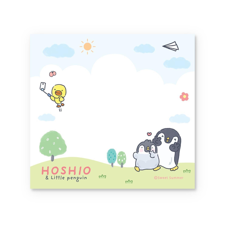 สวีทซัมเมอร์ : กระดาษก้อน : ลาย โฮชิโอะ : NP2012-4