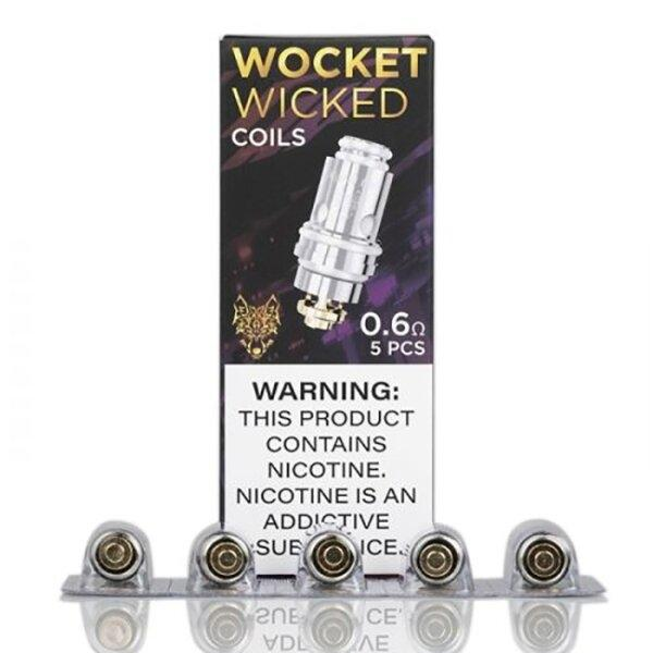 IMPORT - Snowwolf Afeng Replacement Wicked Coils 5pcs