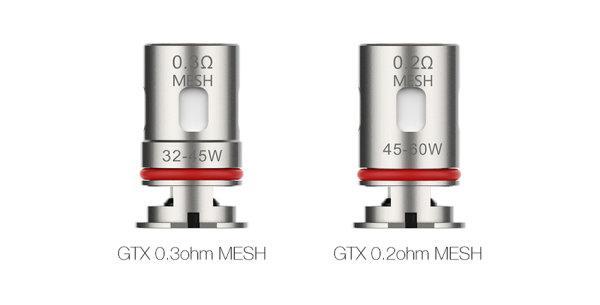 Import - Vaporesso TARGET PM80/PM30 GTX Coil 5pcs
