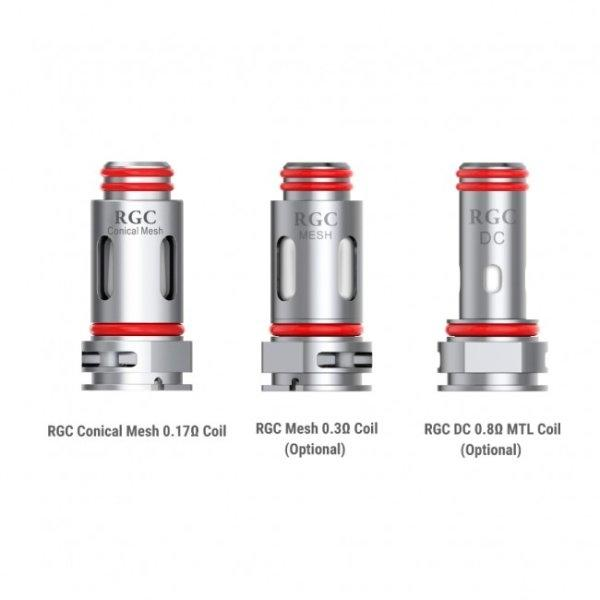 Import - 5Pcs/Pack SMOK RPM80 Replacement RGC Coils