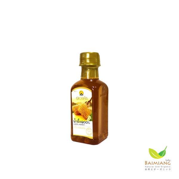 ดอยคำ น้ำผึ้งดอกลำไย 100% ขนาด 230 กรัม