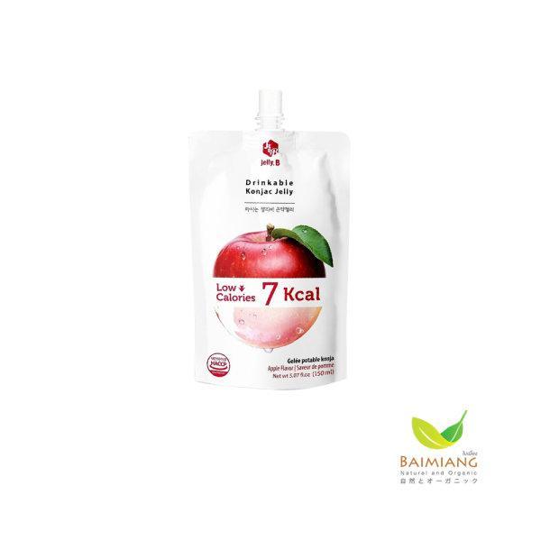 Jelly B เยลลี่ผสมบุก รสแอปเปิ้ล ขนาด 150 ml.
