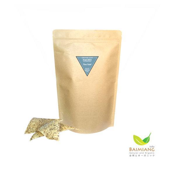 (Size.M) PEKO PEKO Choose Lean Nacho Sea Salt ขนาด 180 กรัม