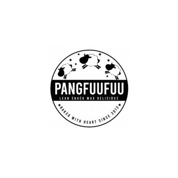 [แพ็คคู่] Pangfuufuu ข้าวเกรียบกุ้งแท้ อบไม่ทอดไม่มีน้ำมัน ขนาด 41 กรัม
