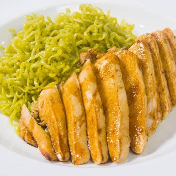 (Pre-Order) Souk บะหมี่ผัก + ไก่ย่างเทอริยากิ