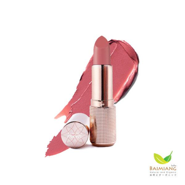 Evelia BLOSSOM COTTON MATTE NATURAL LIPSTICK เบอร์ 4 ขนาด 3 กรัม