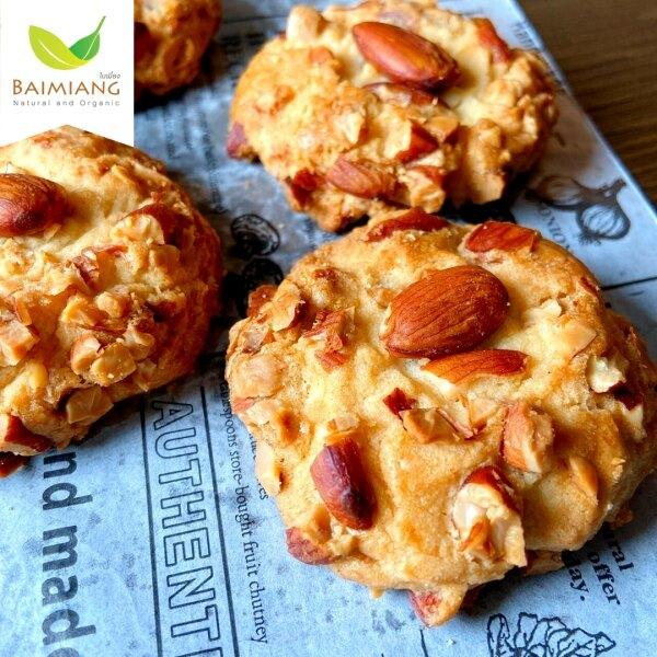 Lean and Clean: Almond Crust Cookie(32816)