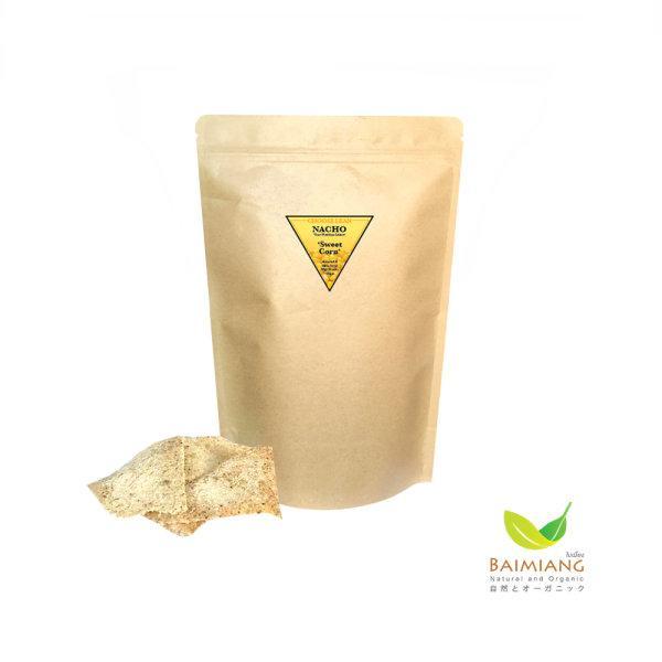 (Size.M) PEKO PEKO Choose Lean Nacho Sweet Corn ขนาด 180 กรัม