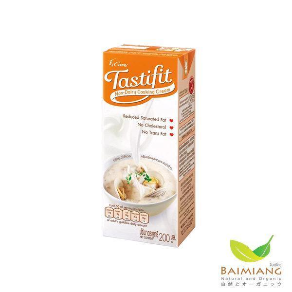 4 Care Tastifit ครีมเพื่อสุขภาพ จากน้ำมันรำข้าว ไขมันต่ำ ขนาด 200 มล.