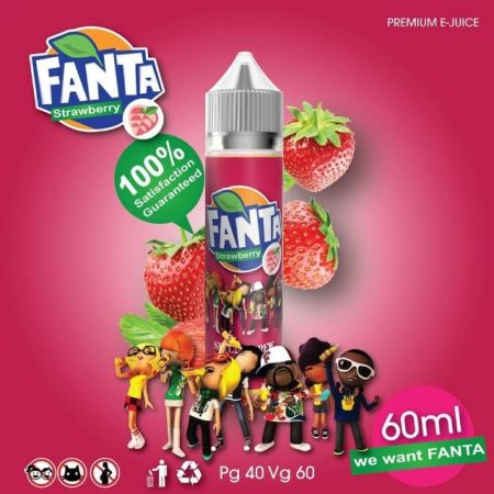 Fanta​ strawberry​ freebase​