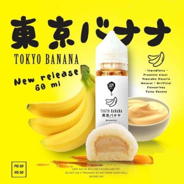 Tokyo Banana freebase
