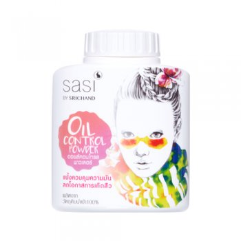 SASI Oil Control Powder