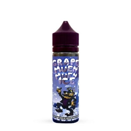 Grape meun ice freebase