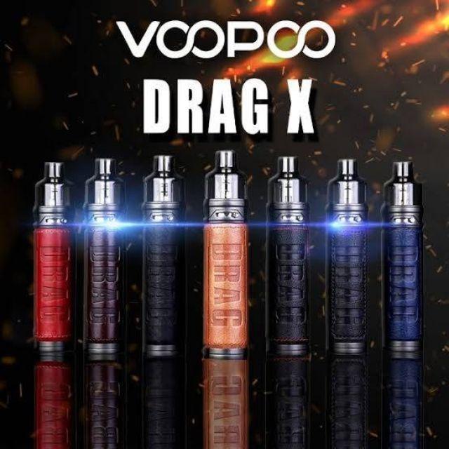 บุหรี่ไฟฟ้าDrag X (รวมถ่าน)
